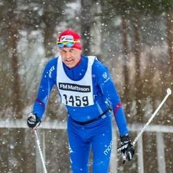 Skiing 90 km - Ulf Edsfors (1459)
