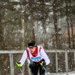 Skiing 90 km - Andreas Andersson (417)