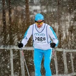 Skiing 90 km - Martin Hübschmann (7866)