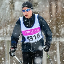 Skiing 90 km - Johan Lidström (4916)