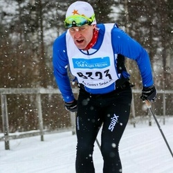 Skiing 90 km - Morgan Persson Gelius (6323)