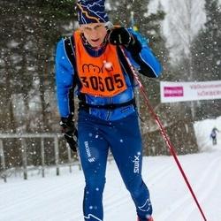 Skiing 90 km - Christer Brander Nilsson (30505)