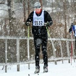 Skiing 90 km - Daniel Sjöholm (5532)