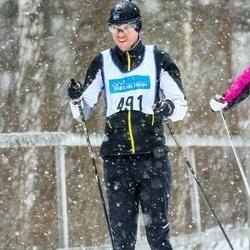Skiing 90 km - Fredrik Ländin (491)