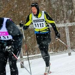 Skiing 90 km - Henrik Högstedt (3112)