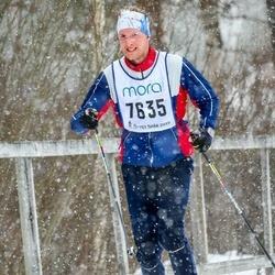 Skiing 90 km - Daniel Attås (7635)