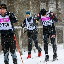 Skiing 90 km - Anders Frykbo (6532)