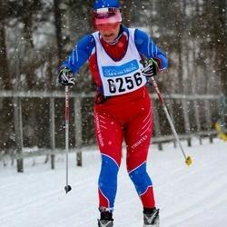 Skiing 90 km - Carola Engstrand-Norén (6256)