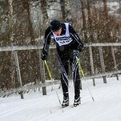 Skiing 90 km - Fredrik Hellqvist (1199)