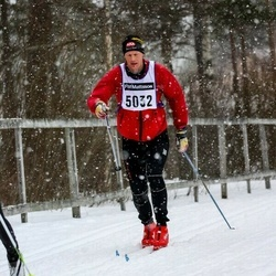 Skiing 90 km - Henrik Junkell (5032)
