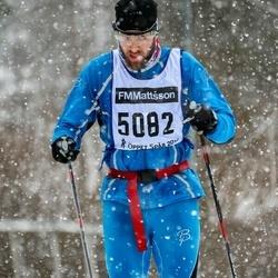 Skiing 90 km - Eirik Flesjå Olsen (5082)