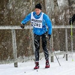 Skiing 90 km - Christer Ekdahl (5282)