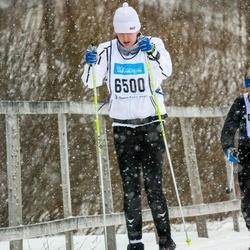 Skiing 90 km - Fredrik Tengvall (6500)