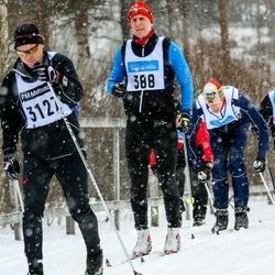 Skiing 90 km - Dennis Skog (388), Anders Jagefeldt (3127)
