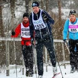 Skiing 90 km - Anders Formo (3555)
