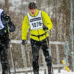 Skiing 90 km - Charlie Tiderman (1078)