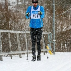 Skiing 90 km - Anders Hoffman (461)