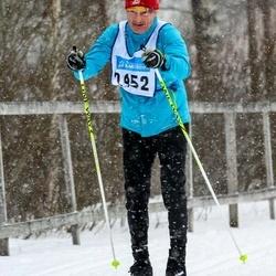 Skiing 90 km - Ernst Brändström (2452)