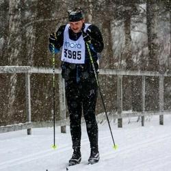 Skiing 90 km - Adam Selméus (3985)