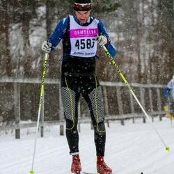 Skiing 90 km - Axel Strandell (4583)