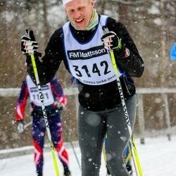 Skiing 90 km - Christian Johansson (3142)