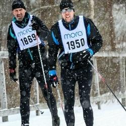 Skiing 90 km - Christian Jennerheim (1869), Michael Stigenhed (1950)