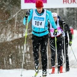 Skiing 90 km - Anders Aronsson (104)