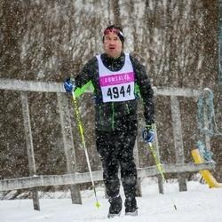 Skiing 90 km - Arvid Råbock (4944)