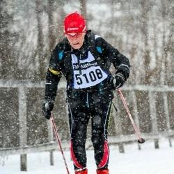 Skiing 90 km - Erik Walter Thomassen (5108)