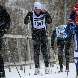 Skiing 90 km - Arto Åkerman (1047)