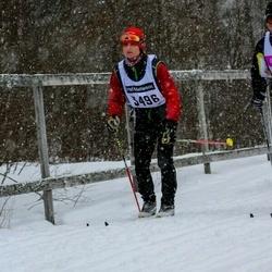 Skiing 90 km - Elisabet Axell (3496)