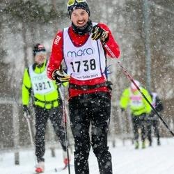 Skiing 90 km - Albin Josefsson (1738)