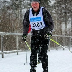 Skiing 90 km - Björn Erixson (2101)