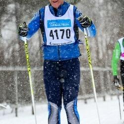 Skiing 90 km - Christian Falconer (4170)
