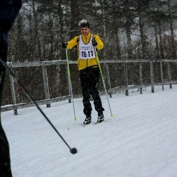 Skiing 90 km - Fredrik Källberg (1611)