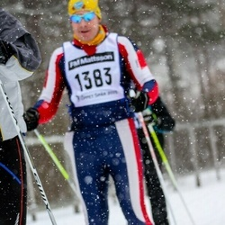 Skiing 90 km - Anders Sandberg (1383)