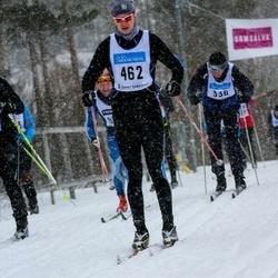 Skiing 90 km - Emil Ivarsson (462)
