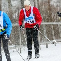 Skiing 90 km - Anders Avenberg (4239)