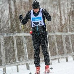 Skiing 90 km - Antonio Oliver (2062)