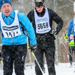 Skiing 90 km - David Ekstedt (5658)