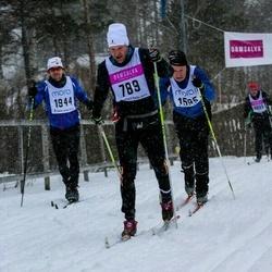 Skiing 90 km - Henrik Lindberg (789)