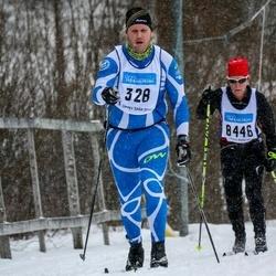 Skiing 90 km - David Ståhlman (328)