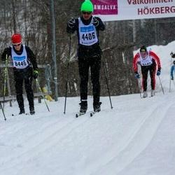 Skiing 90 km - Bo Karlsson (4406)
