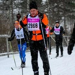 Skiing 90 km - Anders Angantyr (2968)