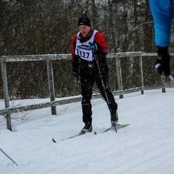 Skiing 90 km - Fredrik Nygren (3327)