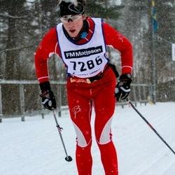 Skiing 90 km - David Ytreland (7286)