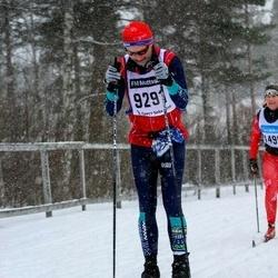 Skiing 90 km - Erland Lettevall (9291)