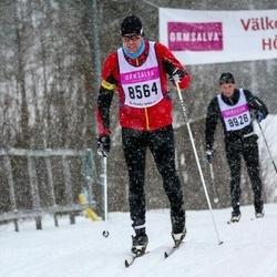 Skiing 90 km - Christian Gorm Hoffmann (8564)