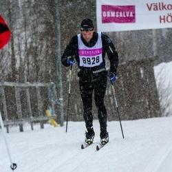 Skiing 90 km - Fredrik Jäwert (8928)
