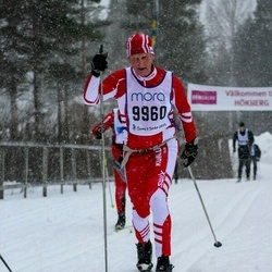 Skiing 90 km - Christer Corneliusson (9960)